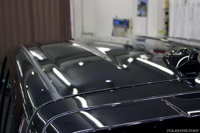 ガラスコーティングで入庫中のスズキアルトワークス新車の画像