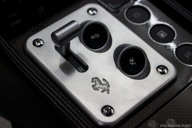 フェラーリF355シフト画像