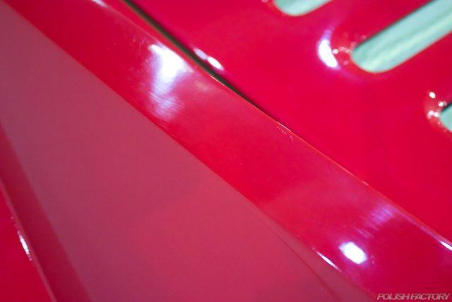フェラーリF355線傷画像