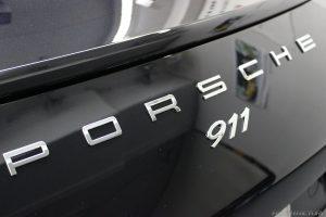 埼玉県よりお越しのポルシェ911カレラ新車左ハンドルマニュアルシフトのプレミアムコーティング施工事例