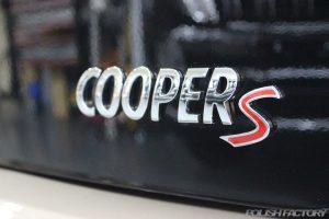 板橋区よりミニMINI Cooper S Clubman Bond Streetコーティング施工事例
