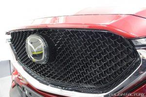 東京都内渋谷区よりマツダ・CX-5XD L-package 4WDの新車にガラスコーティング施工事例
