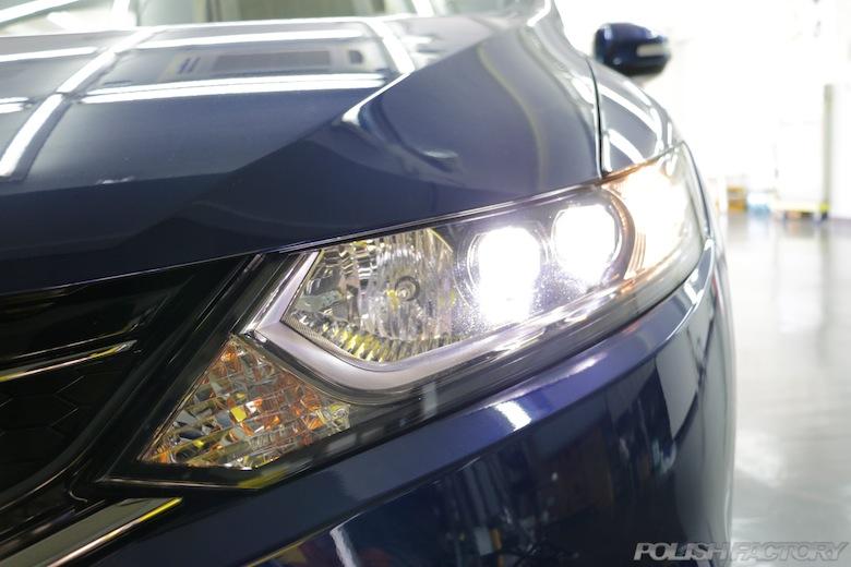 埼玉県春日部市よりホンダジェイドRSのカーコーティングでお持ちいただきました|施工事例画像