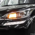 埼玉県よりソリオバンディット、ハイブリッドの新車にコーティング施工