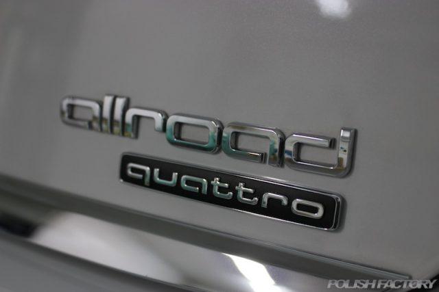 A6オールロードクワトロ(A6 allroad quattro)カーコーティング施工画像