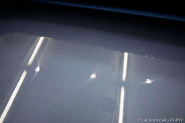 スバル レヴォーグ 1.6 STIスポーツアイサイトガラスコーティング施工画像