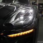 ポルシェ マカンGTS ジェットブラック 新車 磨きとコーティング