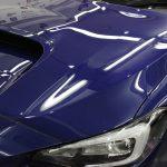 スバル レヴォーグ 1.6GTアイサイト 車磨きとコーティング施工