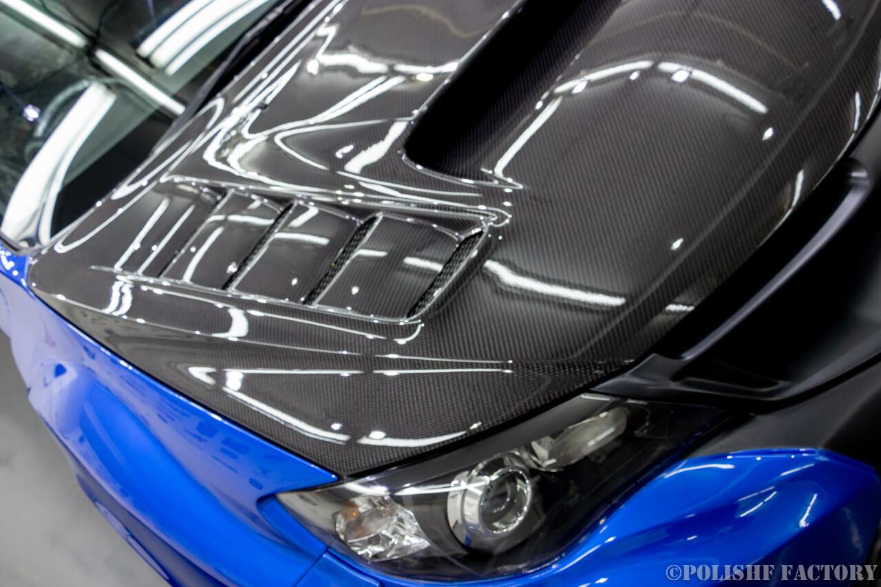 impreza WRX STI SPEC-C Carpolishing&coating Photo
