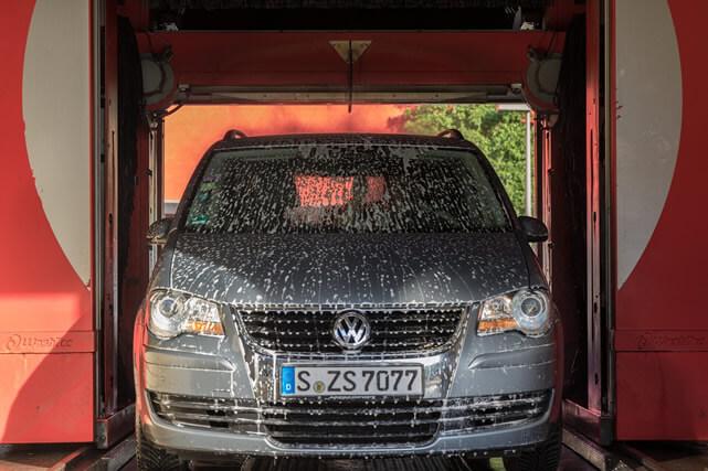 門型洗車機画像