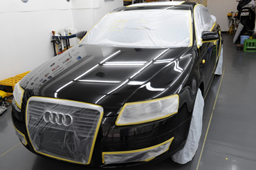 AudiA6 チェイサー 850R
