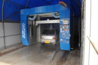 門型洗車機