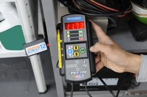 エコピュア電圧