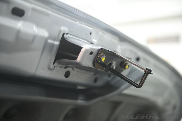 スバル レヴォーグ 1.6GTアイサイトガラスコーティング画像