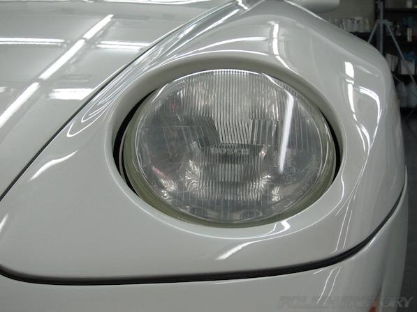ポルシェ 968ボディコーティング