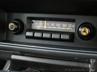 レトロなラジオシャレードCSコーティング画像