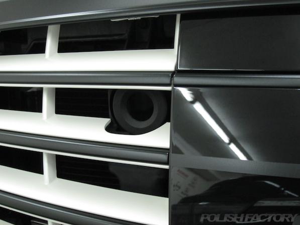メルセデス・ベンツ S63 AMG 4マチックロングガラスコーティング施工、カメラ画像