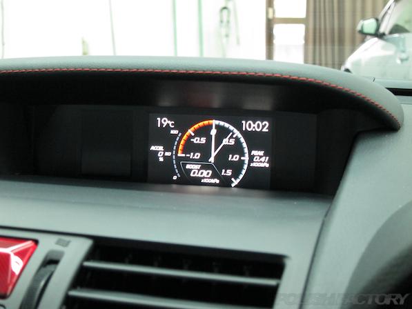 スバル WRX STI Type Sガラスコーティング施工インフォメーション画像
