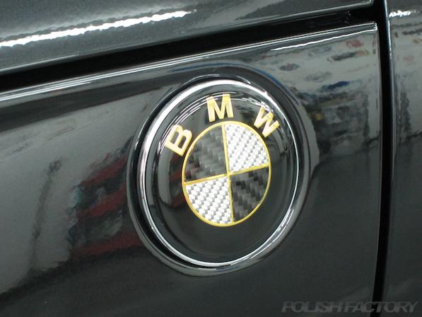 BMWガラスコーティング画像
