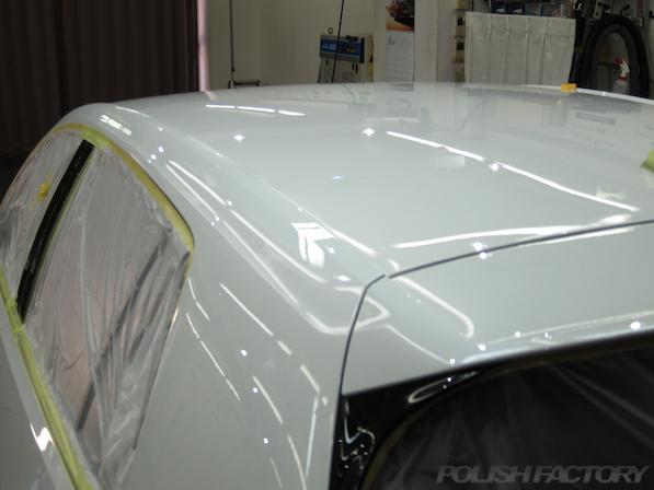 フォルクスワーゲン GOLF 7 Rガラスコーティング画像
