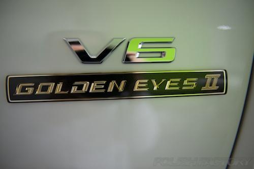 ヴェルファイア新車コーティング画像