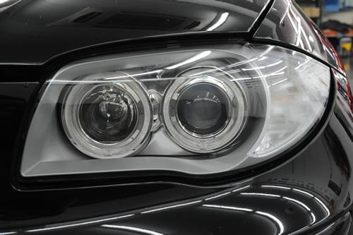 BMW116iガラスコーティング