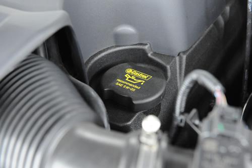 レンジローバーV8SC磨きガラスコーティング施工画像