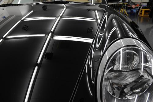 ポルシェ911カレラガラスコーティング施工画像