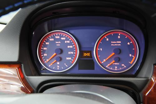 アルピナ ALPINA D3BiTurbo Touring 施工画像