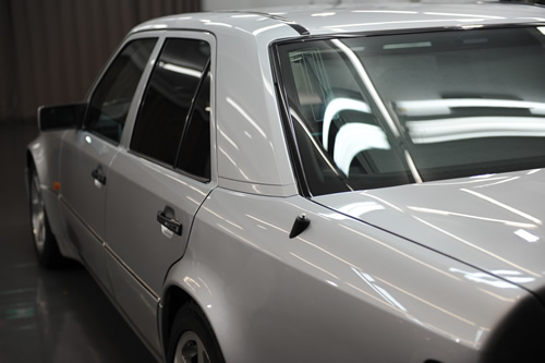 W124 E500 LTD
