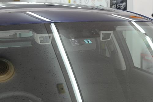 スバル SUBARU レガシィワゴン ガラスコーティング 施工画像