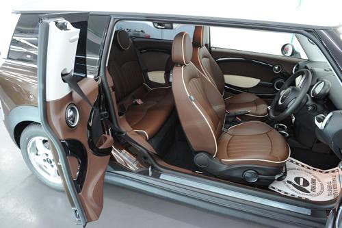 BMW MINI CLUBMAN ミニ クラブマン ガラスコーティング  施工画像