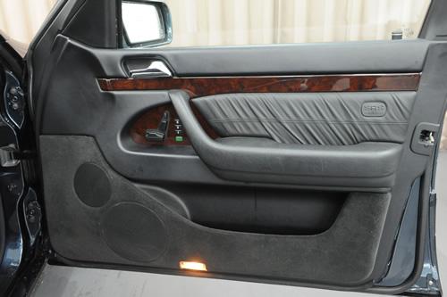 W140 S500L ガラスコーティング施工画像