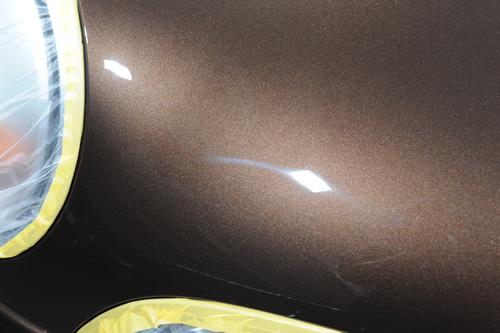 BMW MINI ミニ クラブマン ガラスコーティング 施工画像