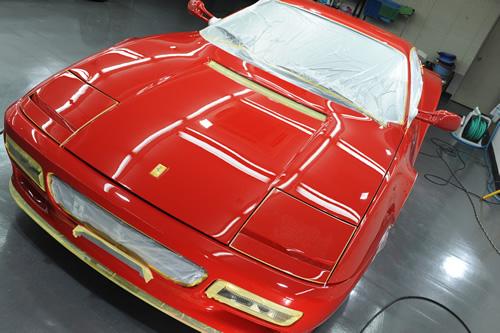 フェラーリ 512 TR photo