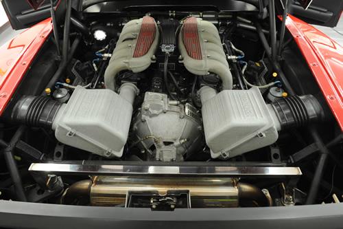 フェラーリ Ferrari 512TR施工画像