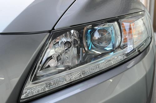ホンダ HONDA CR-Z ガラスコーティング 施工画像