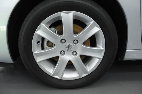 プジョー Peugeot 207SW 施工画像