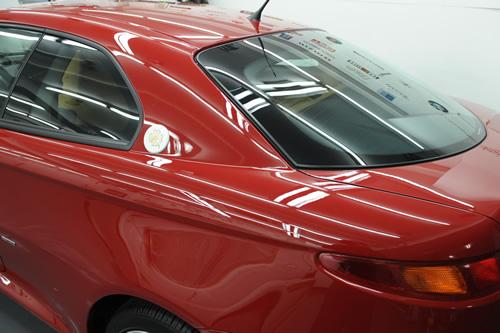 ALFA GT ガラスコーティング