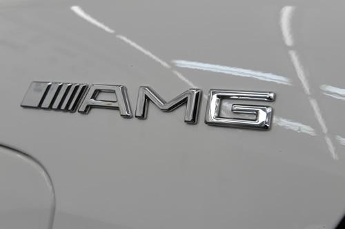 AMG S55 W220 ガラスコーティング 施工画像