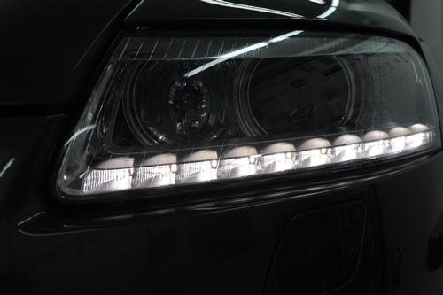 アウディ Audi RS6アバント 磨き 施工画像