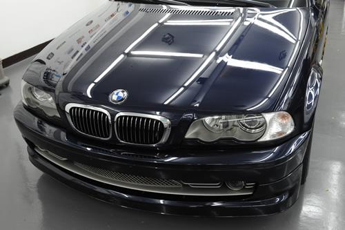 BMW E46 330i カブリオレ 施工画像