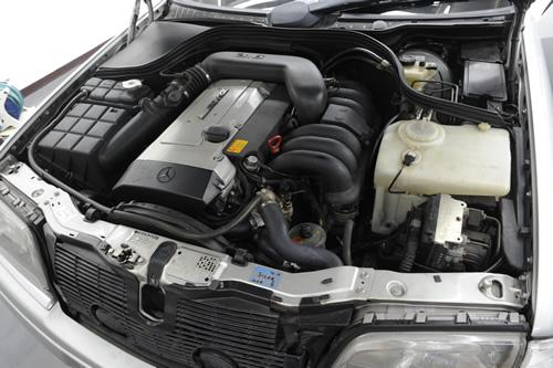 C36 AMG施工画像