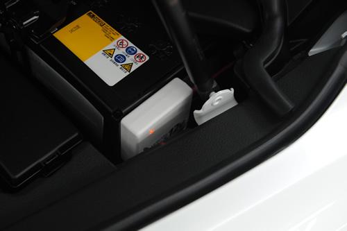 レクサス LEXUS IS-F磨き施工画像