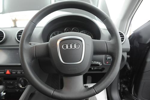 アウディ Audi A3 SBガラスコーティング画像