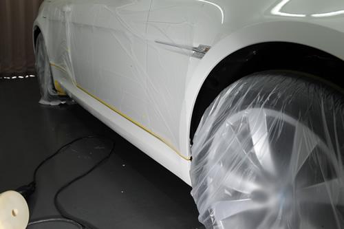 BMW 630 磨き修復画像