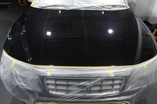 ボルボ XC70 磨き画像