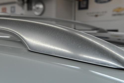 インフィニティ FX45 磨きコーティング 施工画像