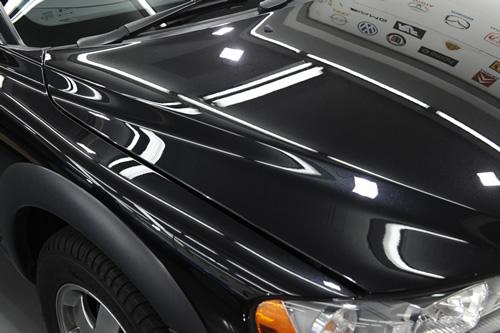 XC70 ガラスコーティング 磨き画像