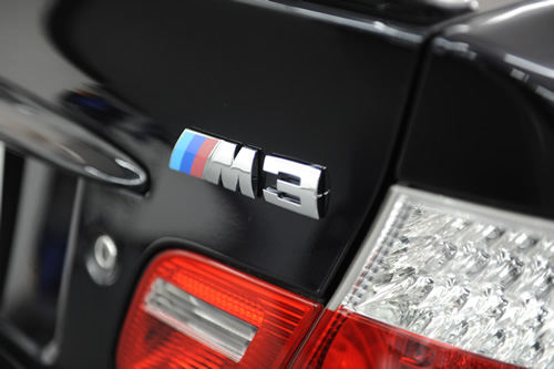 E46 M3 補修画像